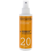 Suncare Spray Yoghurt Spf 20