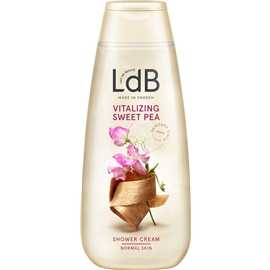 LdB Shower Vitalizing, Sweet Pea & Silk - Normal