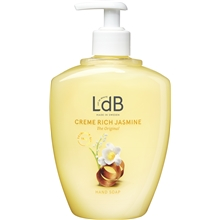 500 ml - LdB Creme Rich Soap