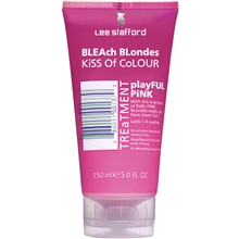 Bleach Blondes Kiss of Colour Playful pink
