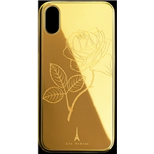 Les Fréres Golden Flower iPhone Case