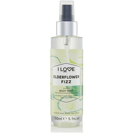 Elderflower Fizz Scented Body Mist