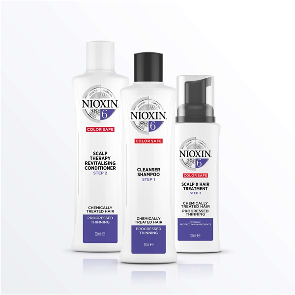 System 6 Scalp Therapy Revitalizing Conditioner (Bild 6 von 8)