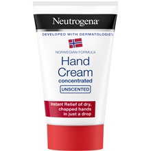 50 ml - Norwegian Formula Unperfumed Hand Creme