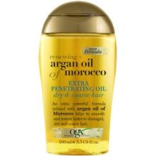 Ogx Argan Oil Extra Penetrating Oil