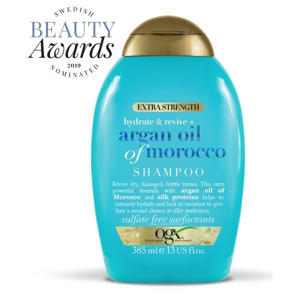 Ogx Extra Strength Argan Oil Shampoo