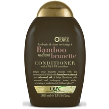 Ogx Bamboo Brunette Conditioner