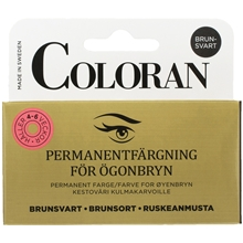 Permanent Eyebrow Color