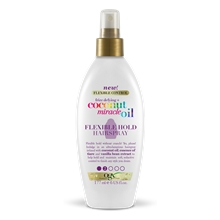 Ogx Coconut Miracle Oil Flexible Hold Hairspray