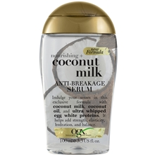 Ogx Coconut Milk Anti Breakage Serum