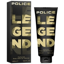 400 ml - Police Legend for Woman