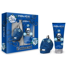 Police To Be Tattooart For Man - Gift Set