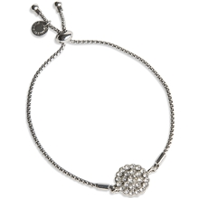 PEARLS FOR GIRLS Amie Bracelet Silver