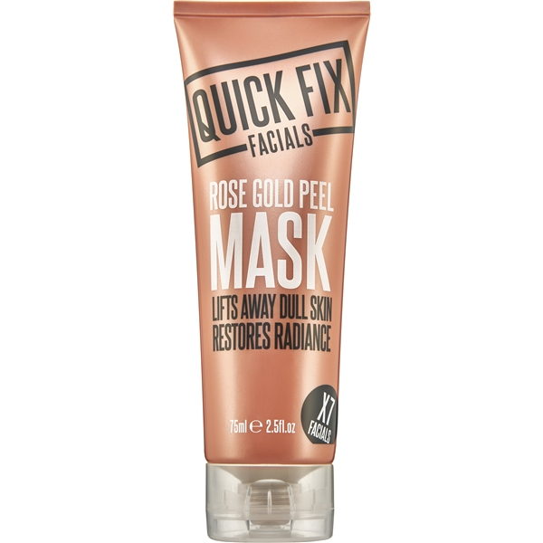 Quick Fix Rose Gold Peel - Lifts Away Dull skin