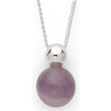 Hayden Purple Necklace