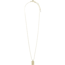 11204-2001 Gracefulness Necklace Gold Plated