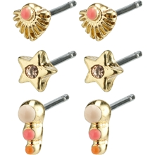 26212-2713 Lana Gold Plated Earrings 1 set