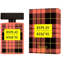 50 ml - Replay RE VERSE Woman
