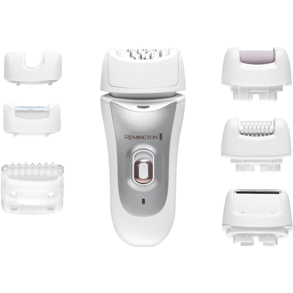 EP7700 Smooth & Silky EP7 - 7 in 1 Epilator (Bild 3 von 4)