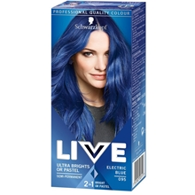 1 set - No. 095 Electric Blue - Live Color XXL HD Ultra Brights