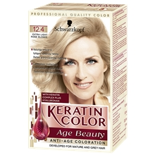 Keratin Color Age Beauty