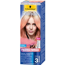 Blonde Pastel Spray