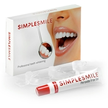 SimpleSmile Teeth Whitening Start Kit