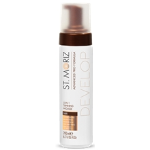 Develop 5 in 1 Tanning Mousse - Dark