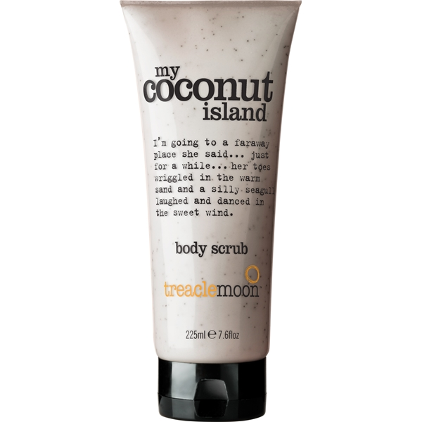 My Coconut Island Body Scrub