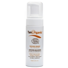 120 ml - TanOrganic Self Tan Mousse