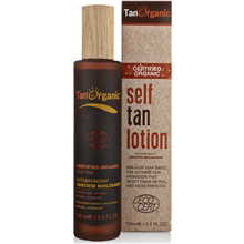 100 ml - TanOrganic Self Tan Lotion