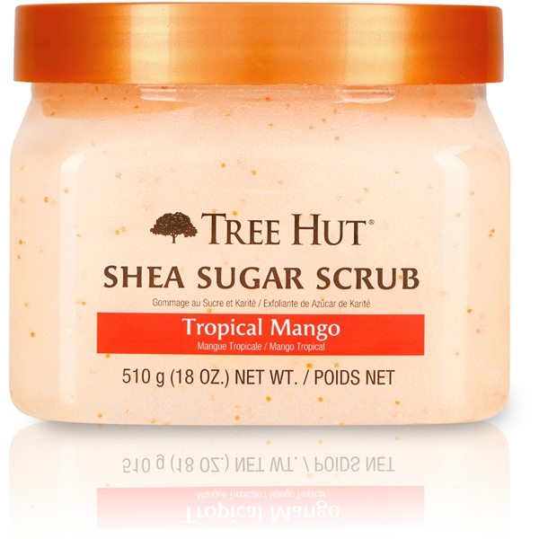 Tree Hut Shea Sugar Scrub Tropical Mango (Bild 1 von 2)
