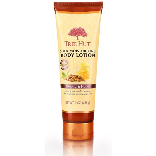Tree Hut Shea Body Lotion Almond & Honey