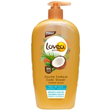 750 ml - Lovea Nature Coconut Shower Gel