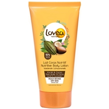 Mini Nutritive Body Lotion Shea & Cacao - Dry