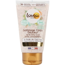 Lovea Bio Gentle Body Scrub Coconut Oil