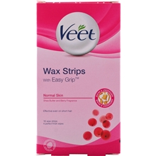 16 st - Veet Bikini And Underarm Wax Strips