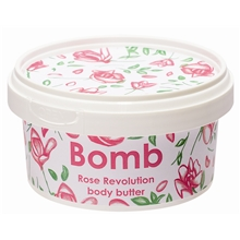 210 ml - Body Butter Rose Revolution