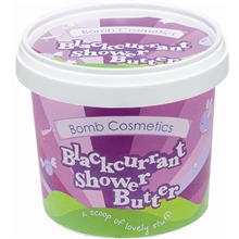 250 ml - Shower Butter Blackcurrant