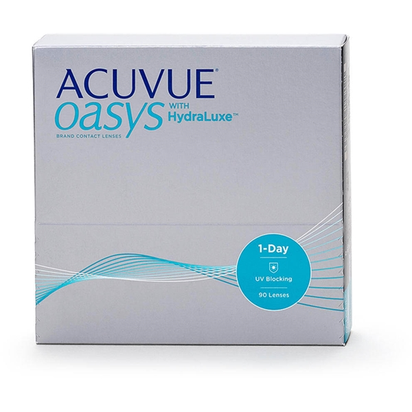 Acuvue Oasys 1-Day HydraLuxe 90p