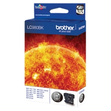 Brother LC980BK Black LC980BK