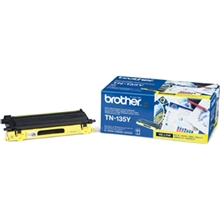 Brother TN-135Y Yellow TN135Y